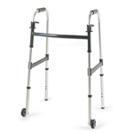 "Invacare I-Class Paddle Walker (3"" Wheels)"