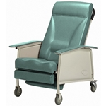 Invacare 3-Position Recliner - Deluxe Wide