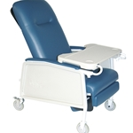Drive Medical 3-Position Recliner, Bariatric Extra Wide