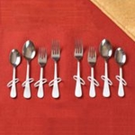 Sammons Preston Ableware Finger Loop Utensils