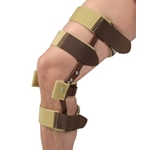 AliMed Hinged Swedish Knee Cage