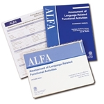 AliMed Assessment of Language Related Functional Activities (ALFA)
