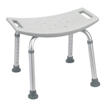 Drive Medical Deluxe Aluminum Shower Bench without Back - 1/cs