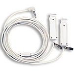 Callcare Double Locking Nurse Call Cords - Qtr Inch Phone Plug