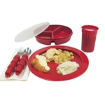 Alimed Redware™ Tableware