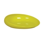 Alimed Yellow Scoop Plates