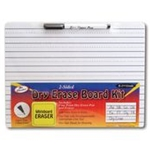 Sammons Preston Dry Erase Communication Board and Pens