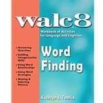Alimed WALC 8 Word Finding