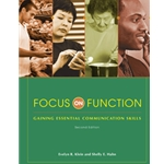 Pro-Ed Focus on Function: Gaining Essential Communication Skills–Second Edition